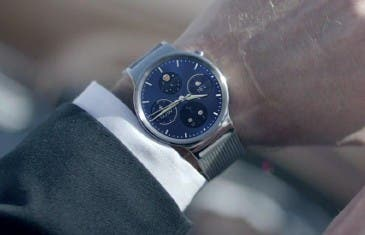 Huawei Watch pasa por la FCC dejando datos