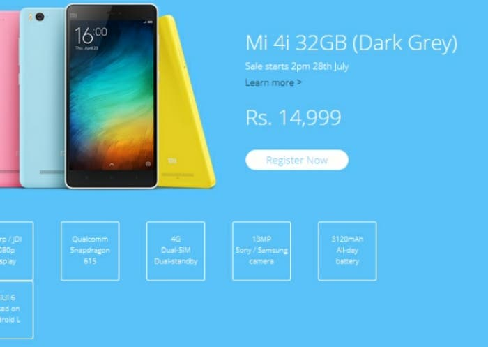 Registrations-are-being-taken-for-the-July-28th-flash-sale-of-the-32GB-Xiaomi-Mi-4i