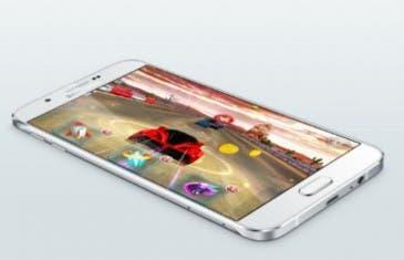 Galaxy A8 anunciado oficialmente por Samsung