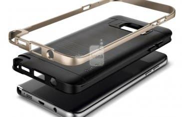 Nuevas diseños de fundas para el Samsung Galaxy Note 5