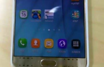 Así se extrae el S-Pen del Galaxy Note 5