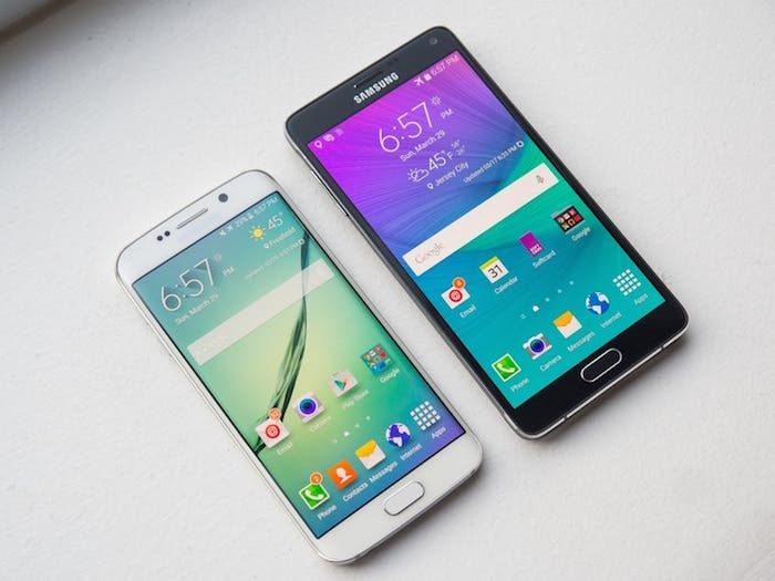 Samsung-Galaxy-S6-edge-vs-Samsung-Galaxy-Note-4