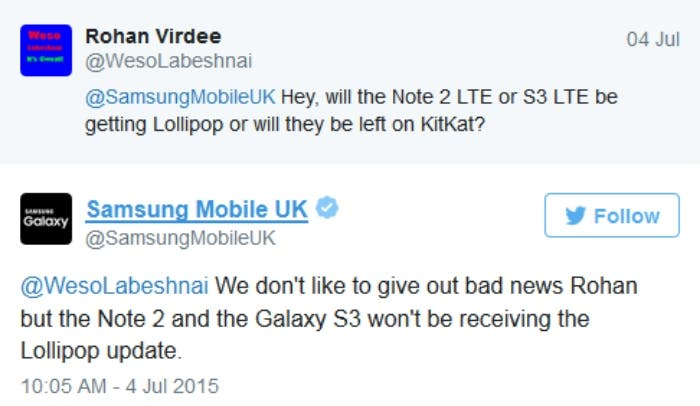 Samsung-U.K.-says-there-will-be-no-Android-5.0-update-for-the-Samsung-Galaxy-Note-II-and-the-3G-only-Samsung-Galaxy-S-III