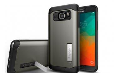 Nuevas fundas Spigen para el Galaxy Note 5