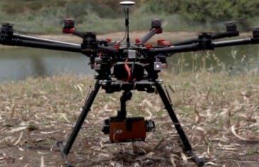 LG G4 se monta en un drone ¡En vídeo!