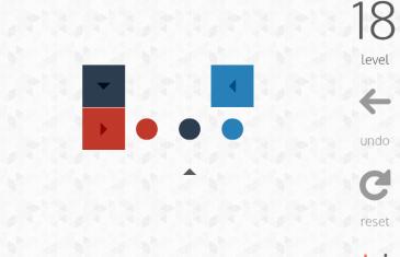 ¿Te gusta calentarte la cabeza? Game about Squares es tu juego.