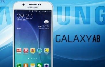 Estos son los precios del Samsung Galaxy A8