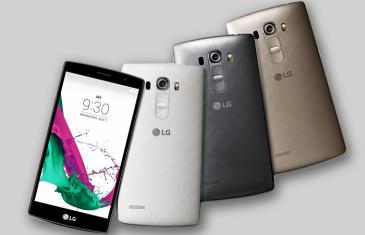LG G4 Beat llega con Snapdragon 615 y 5,2 pulgadas