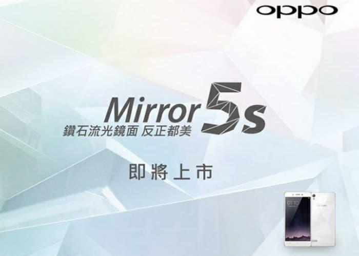mirror 5s oppo