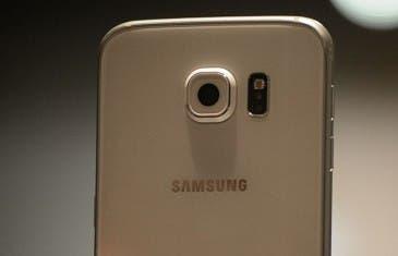Cámara de 16 megapixeles para el Samsung Galaxy S6 Plus