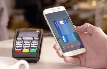 Así de fácil es pagar con Samsung Pay ¡En vídeo!
