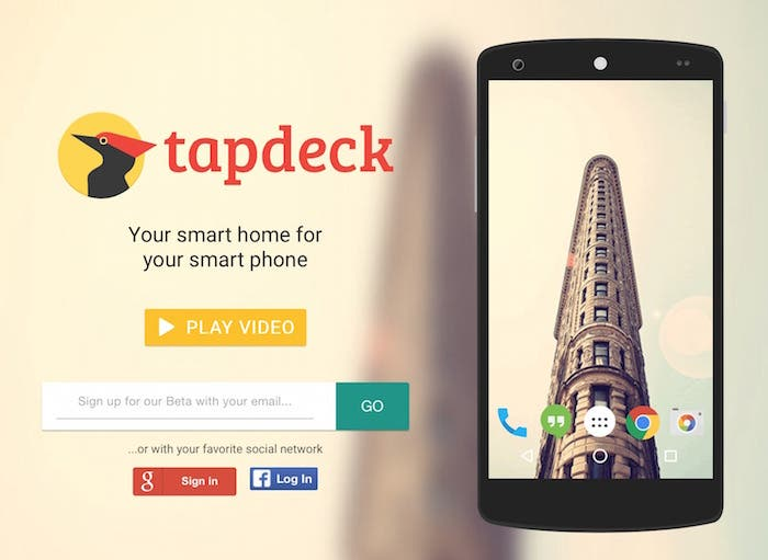 tapdeck