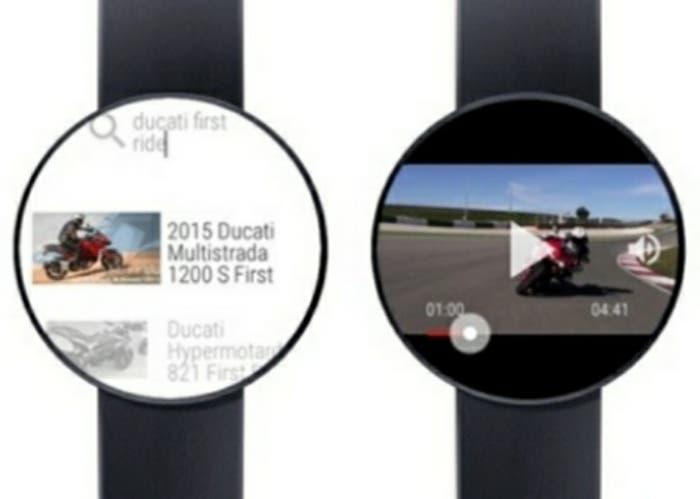 videos smartwatch