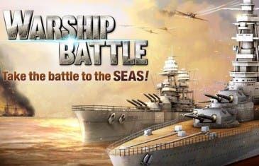 Warship Battle: 3D World War II, el juego naval que no te puedes perder.