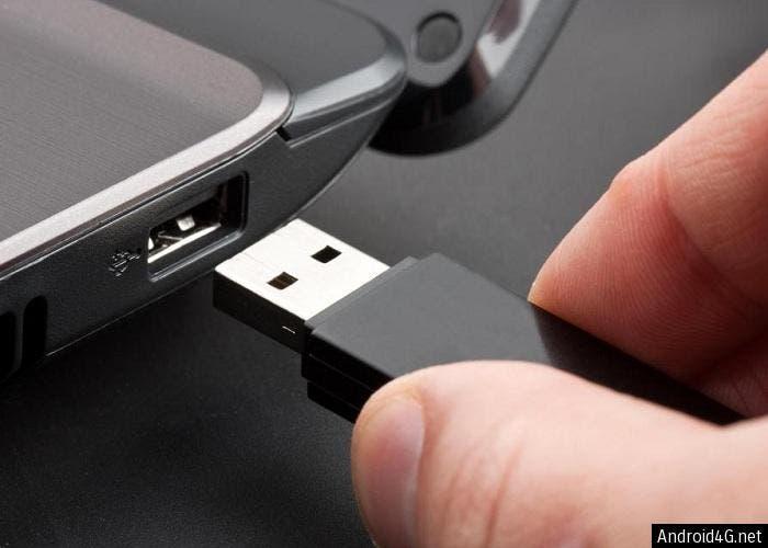 USB-Conexion