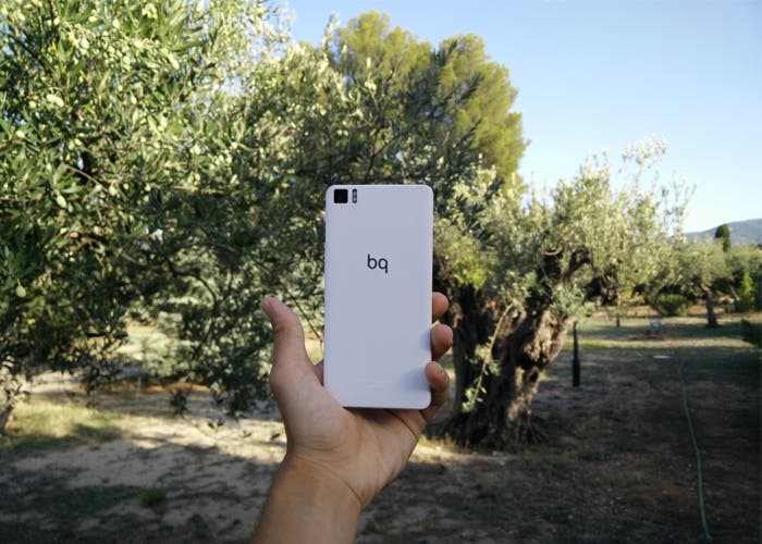 bq Aquaris M5, analizamos su cámara a fondo, ¡conócela!