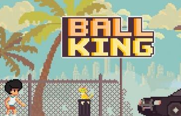 Conviértete en un maestro del baloncesto en Ball King