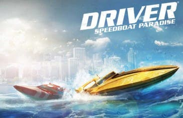 Vive las carreras de lanchas con Driver Speedboat Paradise