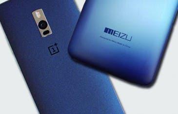 Meizu MX5 y OnePlus 2: dos pesos pesados frente a frente