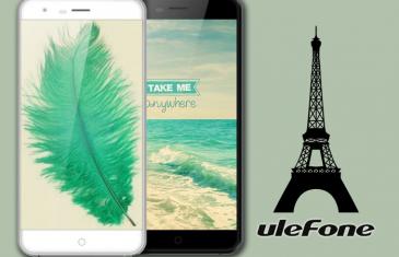 Ulefone Paris 4G, un terminal chino inspirado en iPhone