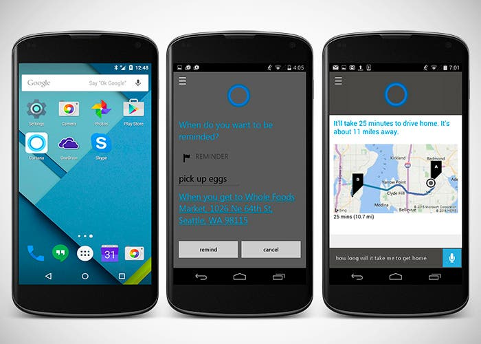 Cortana-Android-Google-Nexus-4