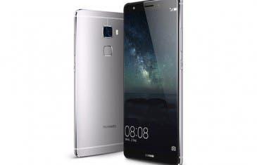 Así es el Huawei Mate S: especificaciones y precio oficial