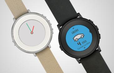 Pebble Time Round, un smartwatch ultradelgado
