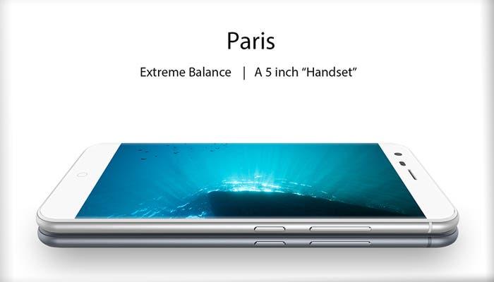 Ulefone Paris 4G, potencia y elegancia en 5 pulgadas de pantalla