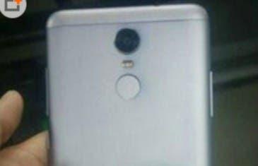 Xiaomi Redmi Note 2 Pro puede venir con acabado metálico