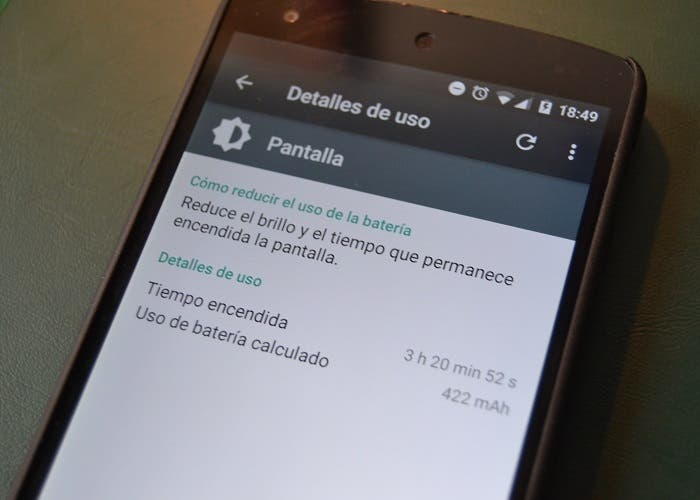 bateria android 6