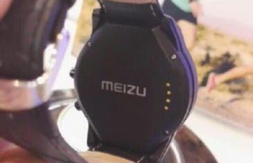 Se muestran las primeras fotografías del smartwatch de Meizu