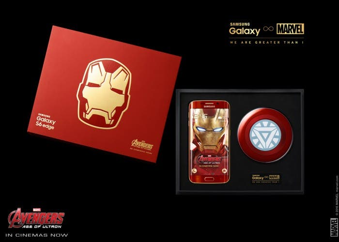 Samsung-Galaxy-S6-edge-Iron-Man-Limited-Edition-box-and-accessories-700x500