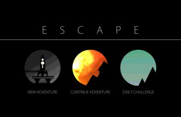 Escape: huye con todos los humanos que puedas sin ser dañado