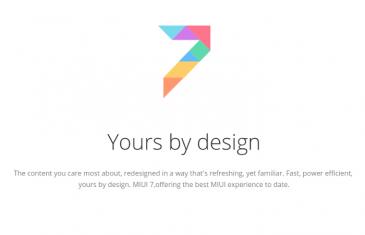 Lista de smartphones Xiaomi que actualizarán a MIUI 7