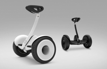 Xiaomi presenta el Ninebot Mini, el Segway económico
