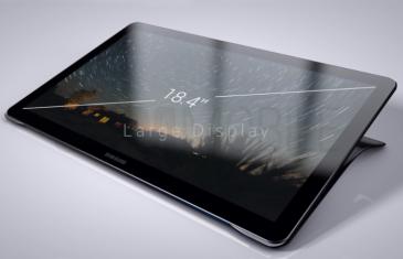 Galaxy View, filtradas las imágenes de esta tablet gigante