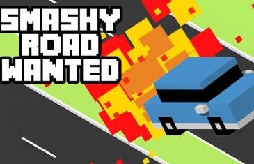 ¡Smashy Road: Wanted, date a la fuga con este divertido juego!