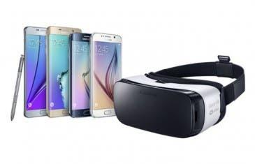 Nuevas Gear VR para todos los Samsung por 100 euros