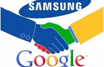 Google podría echar una mano a Samsung con TouchWiz