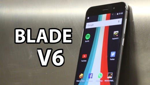 [VÍDEO] ZTE Blade V6, el Clon del iPhone de calidad