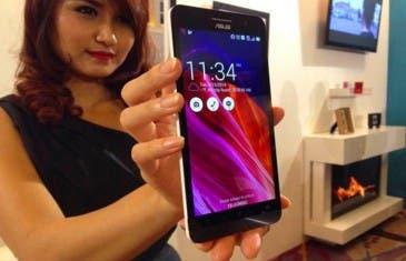 ¡Así de resistente es la pantalla del Asus ZenFone Selfie!