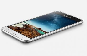 Samsung Galaxy J3 presentado en China