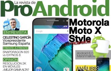 ¡Nueva revista! Segundo número de 'La Revista de ProAndroid'. Sorteamos un Xiaomi Mi4c. ¡Descárgatela ya!