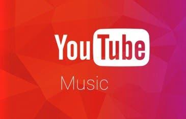 YouTube Music ya en Google Play