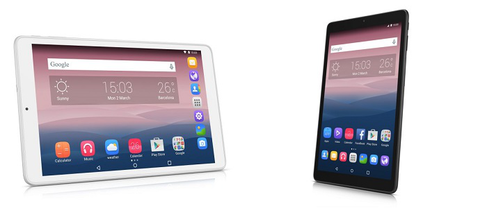 AlcatelOTPIXI3 tablet