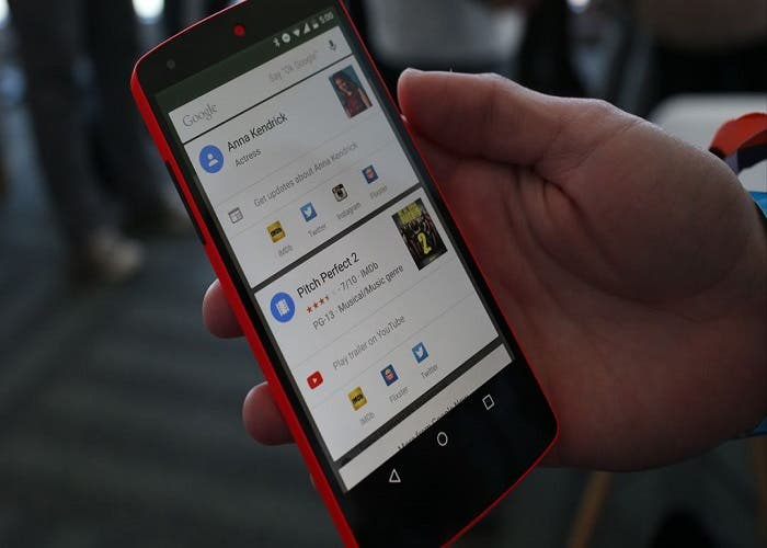 Google now on tap portada