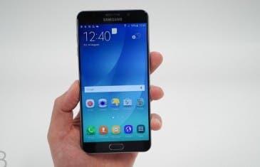 Samsung Galaxy Note 5 llegará a Europa en enero