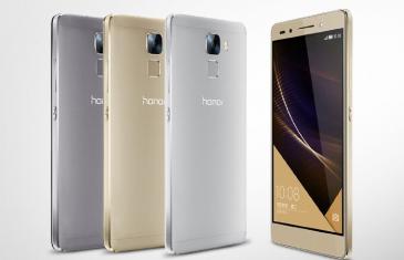 Honor 7 Enhanced Edition se hace oficial