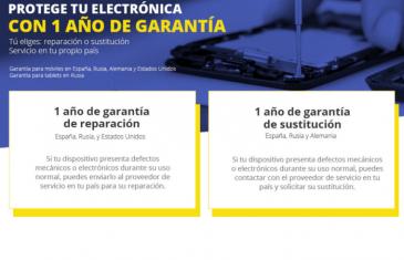 Aliexpress ya ofrece garantía para smartphones en España