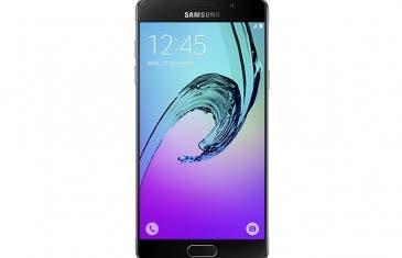 Así es el Samsung Galaxy A5 para 2016